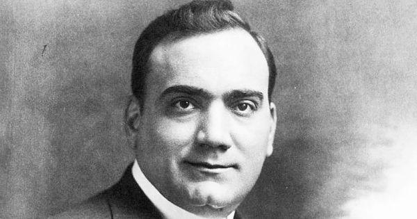 25 Febbraio 1873 Nasce Enrico Caruso Il Piu Grande Tenore Di Sempre