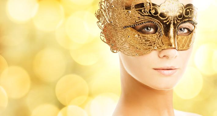 feste in maschera