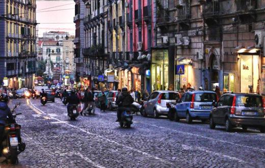 Carabinieri, rapinatore Napoli
