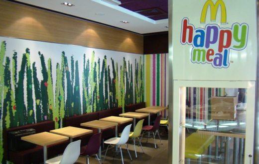 Anche Pompei protesta contro la catena McDonald's