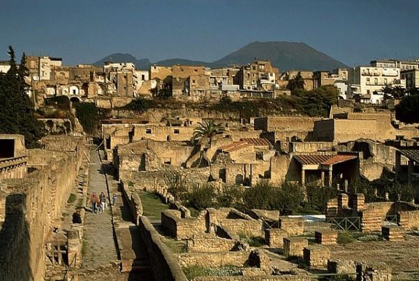 capitale italiana della cultura ercolano