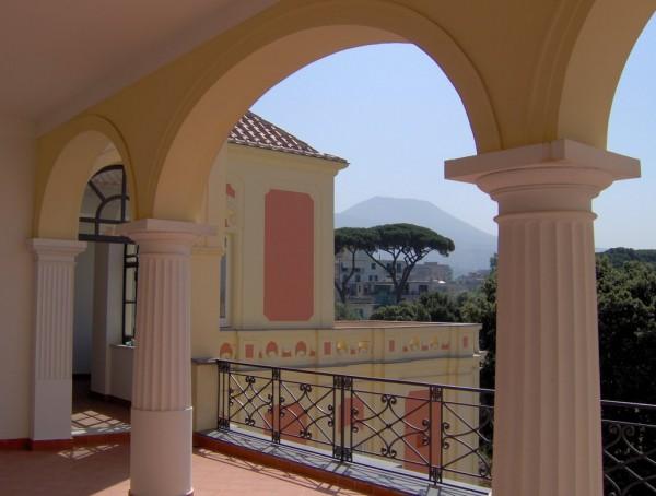 Villa Vannucchi, particolare