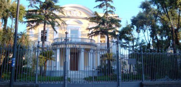 villa fernandez portici