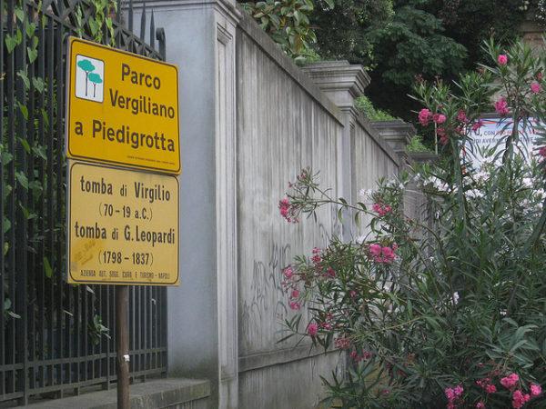 Parco della tomba di Virgilio