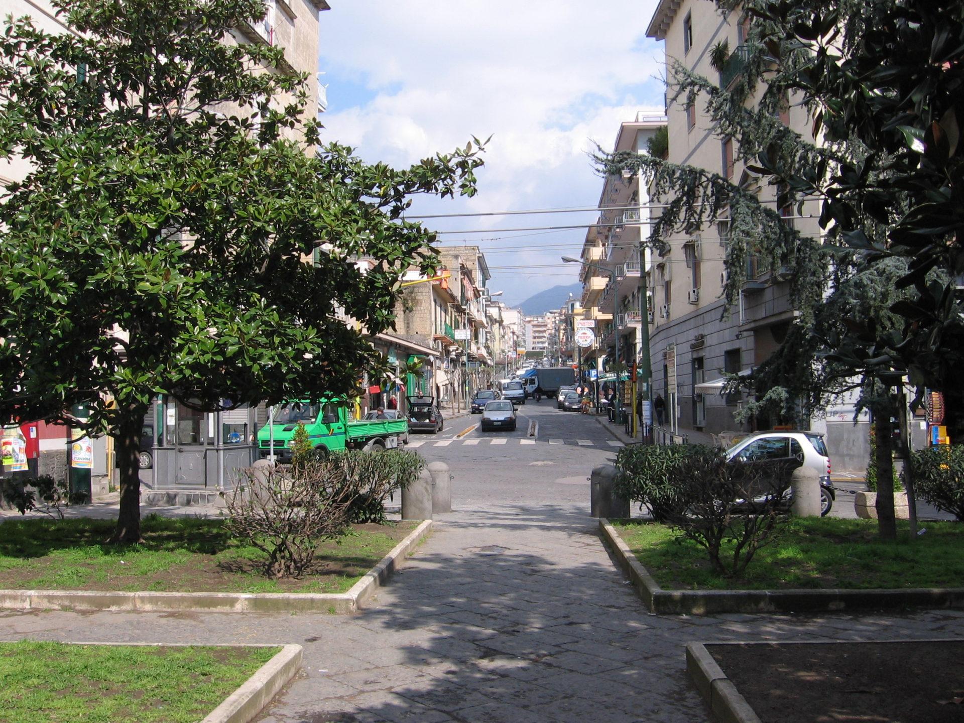 """Ercolano Italy  city images : Ercolano, il testimone che si è ribellato al racket: """"Era una tassa ..."""