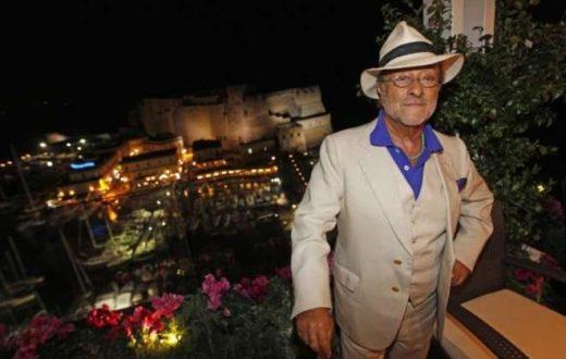 Lucio Dalla a Napoli