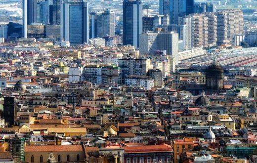 Cemento su Napoli