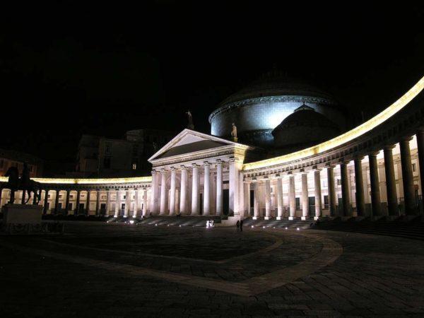 Piazza del Plebiscito coro più grande del mondo