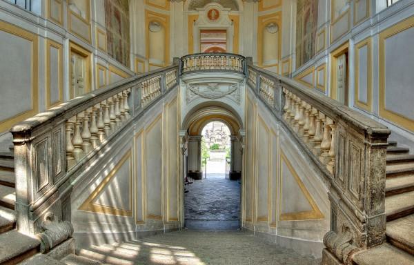 Scalone Villa Campolieto