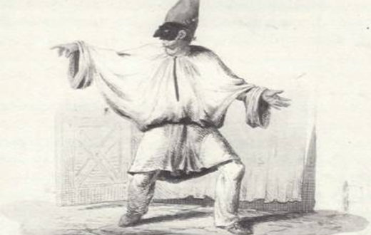 Storia di Pulcinella, Antonio Petito