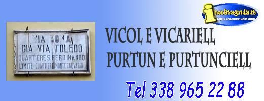 Vicol e Vicariell, purtun e purtunciell