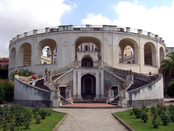 Matrimonio In Villa Campolieto : Ville vesuviane la villa campolieto