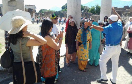 guide pompei