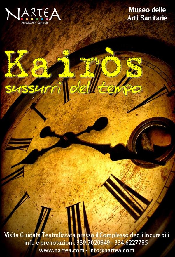 Kairòs, sussurri del tempo