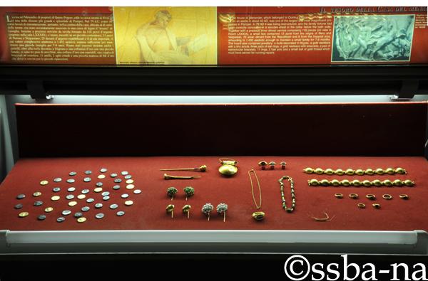 Monete Museo Archeologico Napoli