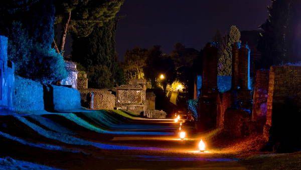 pompei-di-notte