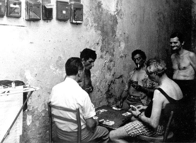 quartieri spagnoli 1988, vico campanile