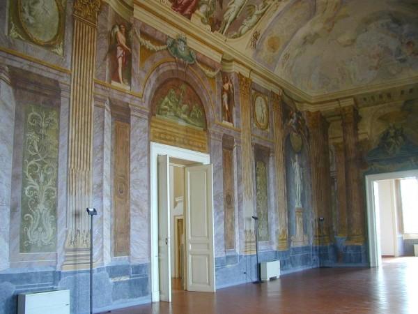 sala Villa Campolieto