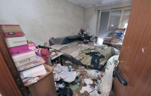 casa discarica