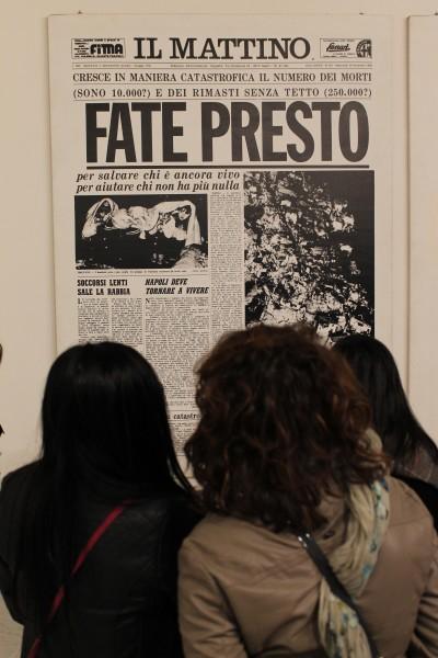 Andy Warhol, Il Mattino