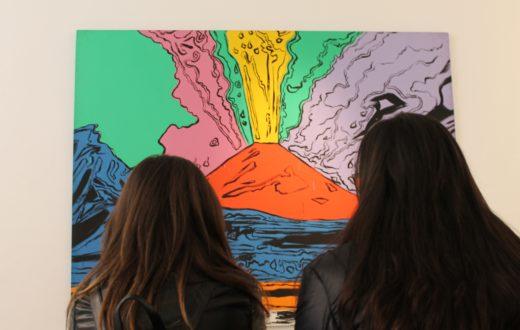 Andy Warhol, Vesuvius