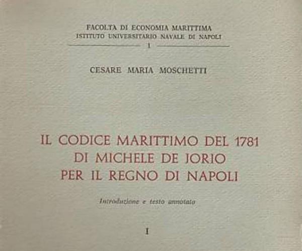 Codice Marittimo De Jorio
