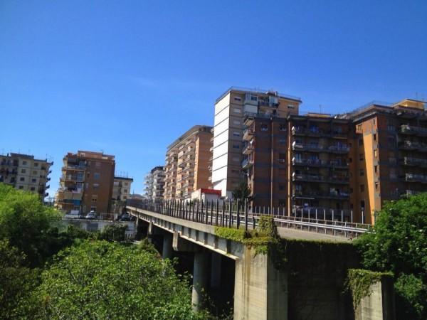 Il ponte incompiuto di San Giacomo de' Capri