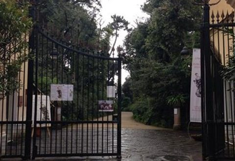Villa Floridiana aperta