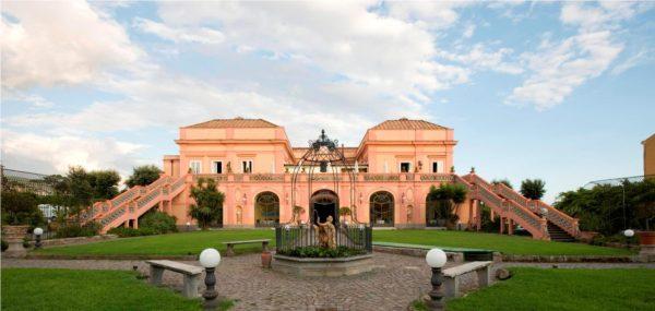 Villa Signorini facciata