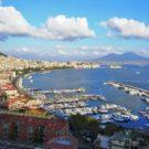 """""""Napoli è cambiata"""" De Magistris ringrazia i turisti che hanno invaso Napoli"""