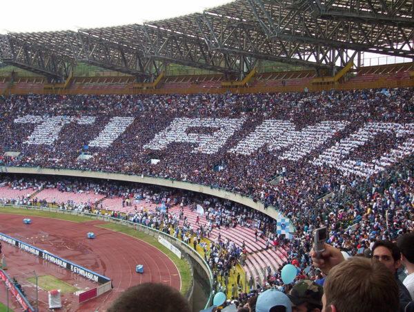 Ssc Napoli incentiva la raccolta differenziata, in palio i biglietti per la partita del 18 Maggio