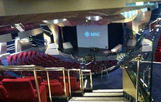 Auditorium MSC