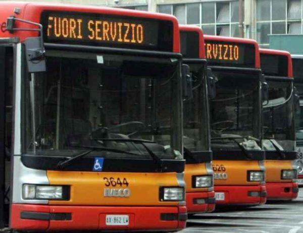 Autobus fuorigrotta bus