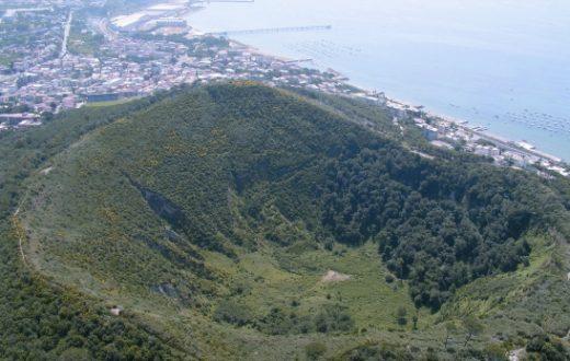 Cono Monte Nuovo, Campi flegrei
