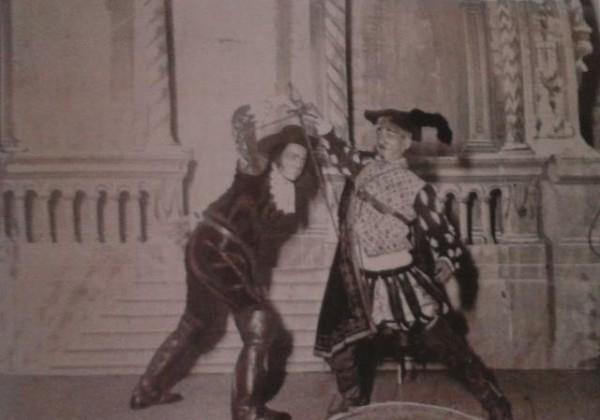 Eduardo e Peppino De Filippo - teatro Nuovo