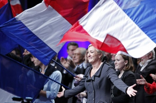 Francia - Marine Le Pen