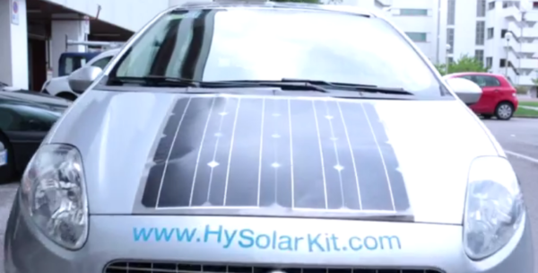 HySolarKit - Università di Salerno