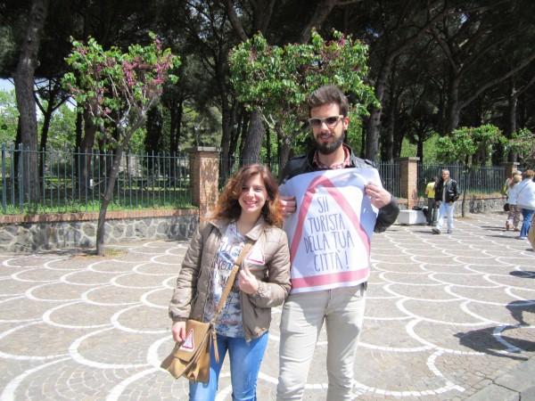 Sii turista della tua città a Pompei