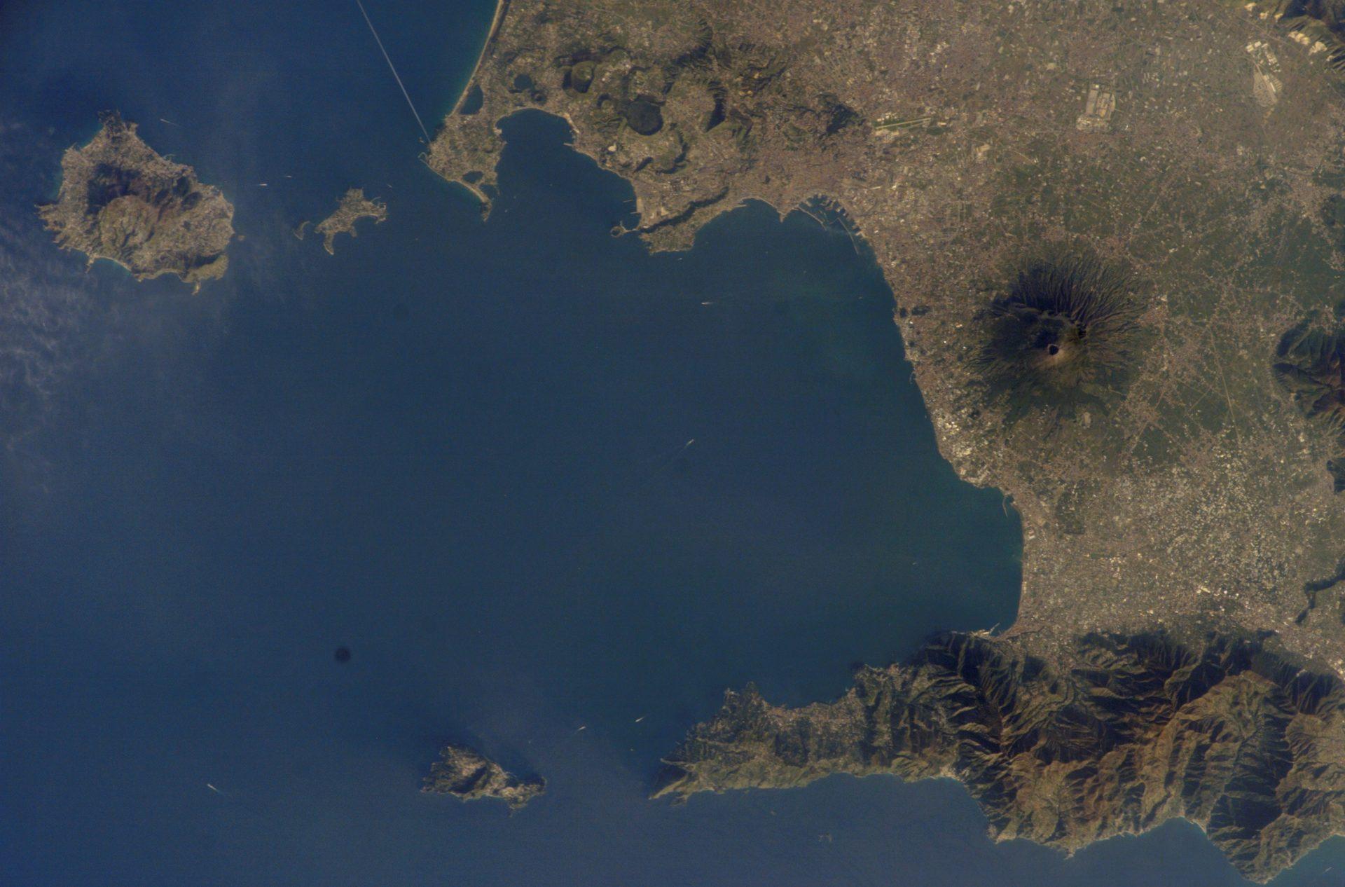 Il napoletano visto dall'alto - Napoli e provincia