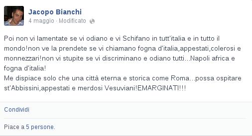 Jacopo Bianchi - post