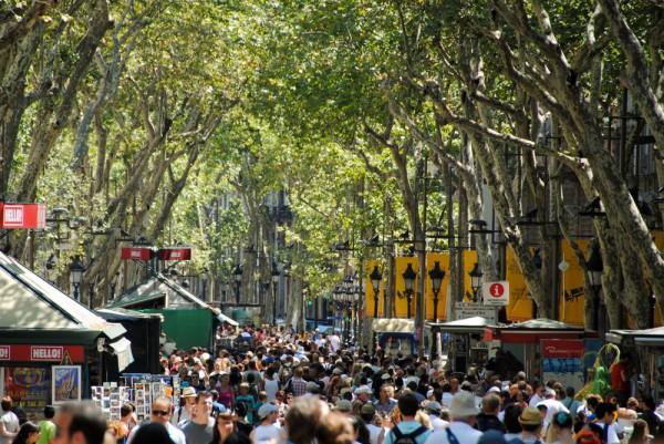 Las-Ramblas-Barcelona-Spain