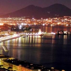 Napoli, Vesuvio, panorama