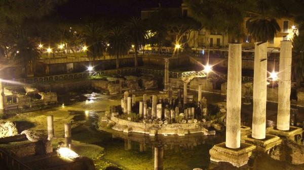 Puteoli, Tempio di Serapide