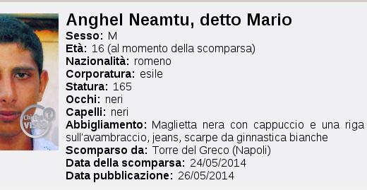 "Anghel Neamtu, detto ""Mario"""