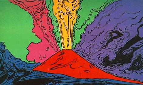Vesuvius, Warhol