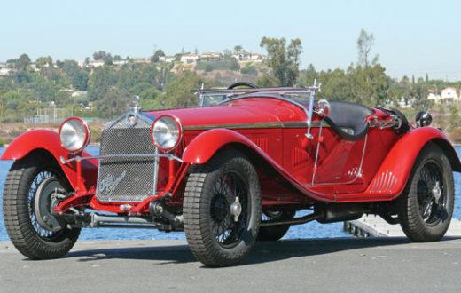 Expo d'auto d'epoca e mercatino vintage a Torre Annunziata