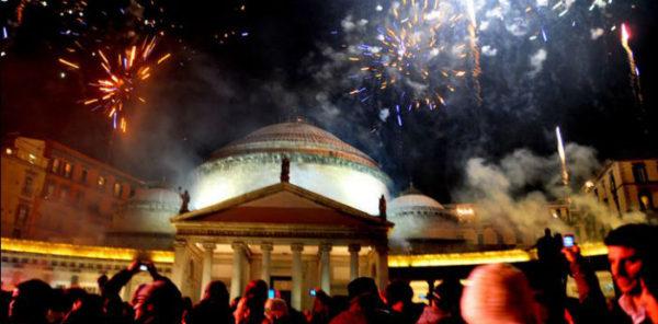 Capodanno Piazza del Plebiscito