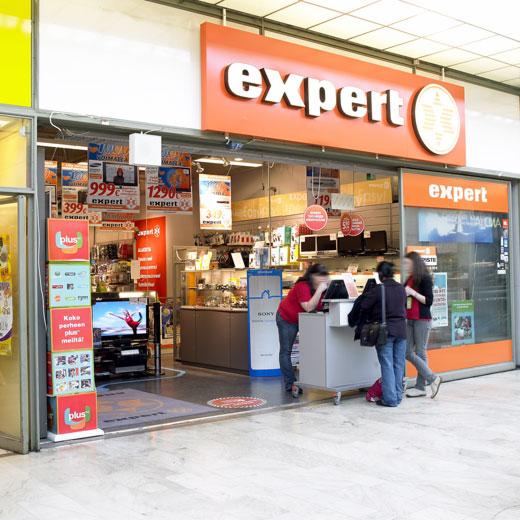 Expert cerca nuovi dipendenti per i punti vendita partenopei - Auchan porta di roma offerte ...