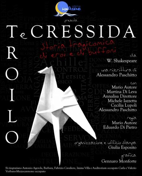 Troilo e Cressida. Storia tragicomica di eroi e di buffoni