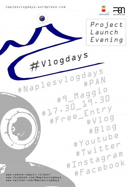 locandina 9maggio Vlogdays